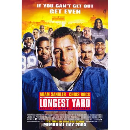 The Longest Yard (2005) 11x17 Movie Poster (Longest Yard Poster)