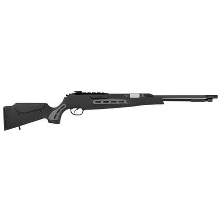 Hatsan Dominator 200S Carbine Vortex Under Lever Airgun .177 Caliber Black Rubber Inlay -
