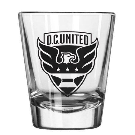 D.C. United 2oz. Collectible Game Day Shot Glass - No Size - Custom Printed Shot Glasses No Minimum