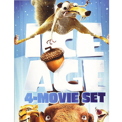 Ice Age: 4-Movie Set (Widescreen)