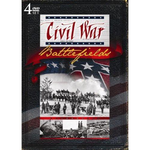 Civil War Battlefields by TIMELESS