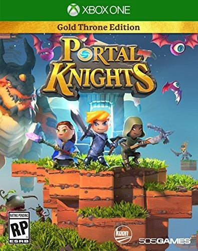 Portal Knights, 505 Games, Xbox One, 812872019079 by 505 Games