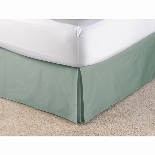 Green Bed Skirt 28 Images Amazon Com Pleated Crib