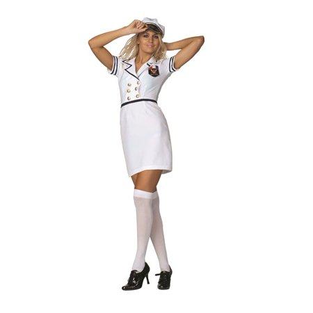 Ava Navy Costume