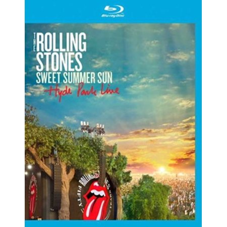 ROLLING STONES-SWEET SUN-HYDE PARK LIVE (BLU-RAY) (Blu-ray)