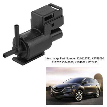 FAGINEY Car Exhaust Gas Recirculation Vacuum Solenoid Switch Valve for Mazda 626 Protege K5T49090 , Vacuum Solenoid Switch Valve,Car EGR Valve