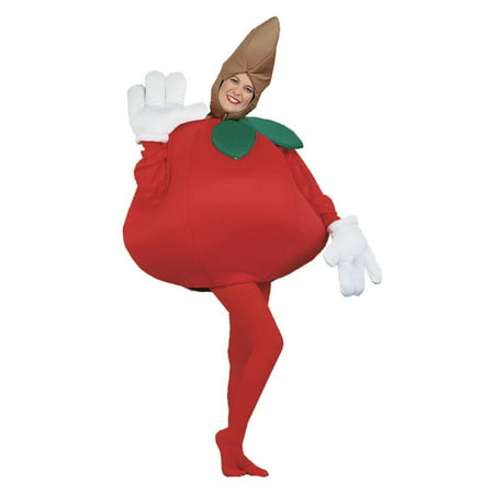 Women's Apple Costume - Standard - Costume Apple