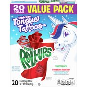 Fruit Roll-Ups, Variety Pack, 20 ct, 0.5 oz