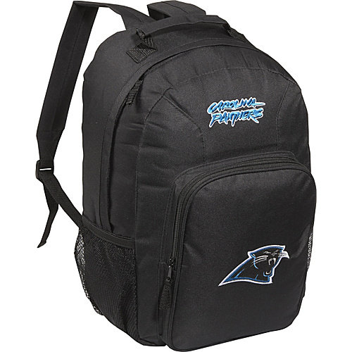 Concept One Carolina Panthers Southpaw Backpack
