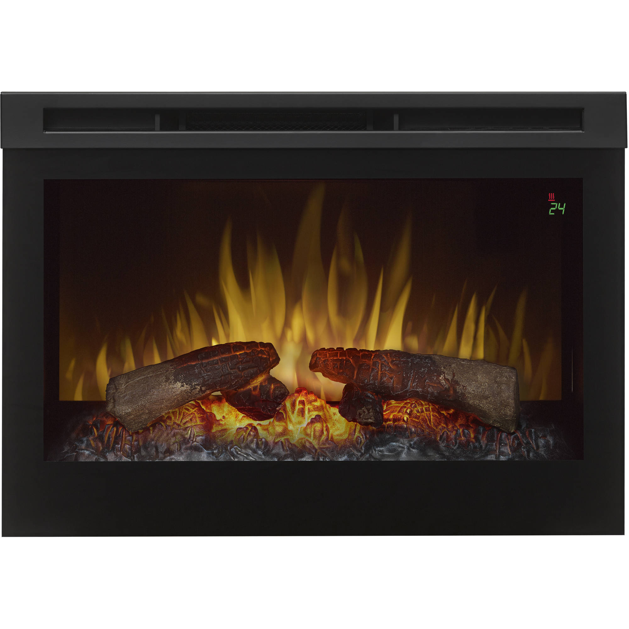 "Dimplex 25"" Electric Firebox Fireplace Insert"