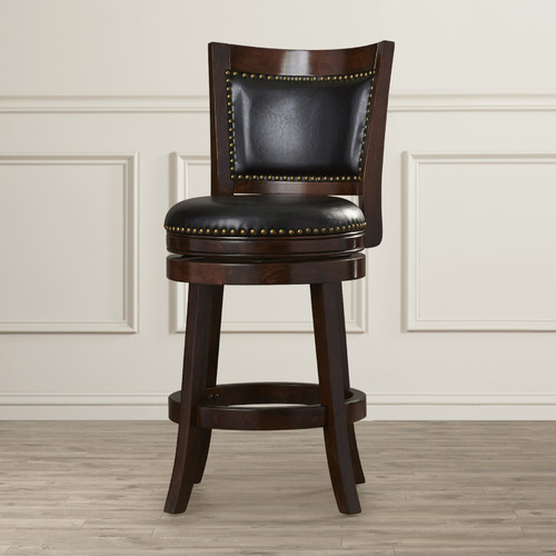 Darby Home Co Carstensen 24 Swivel Bar Stool Walmartcom