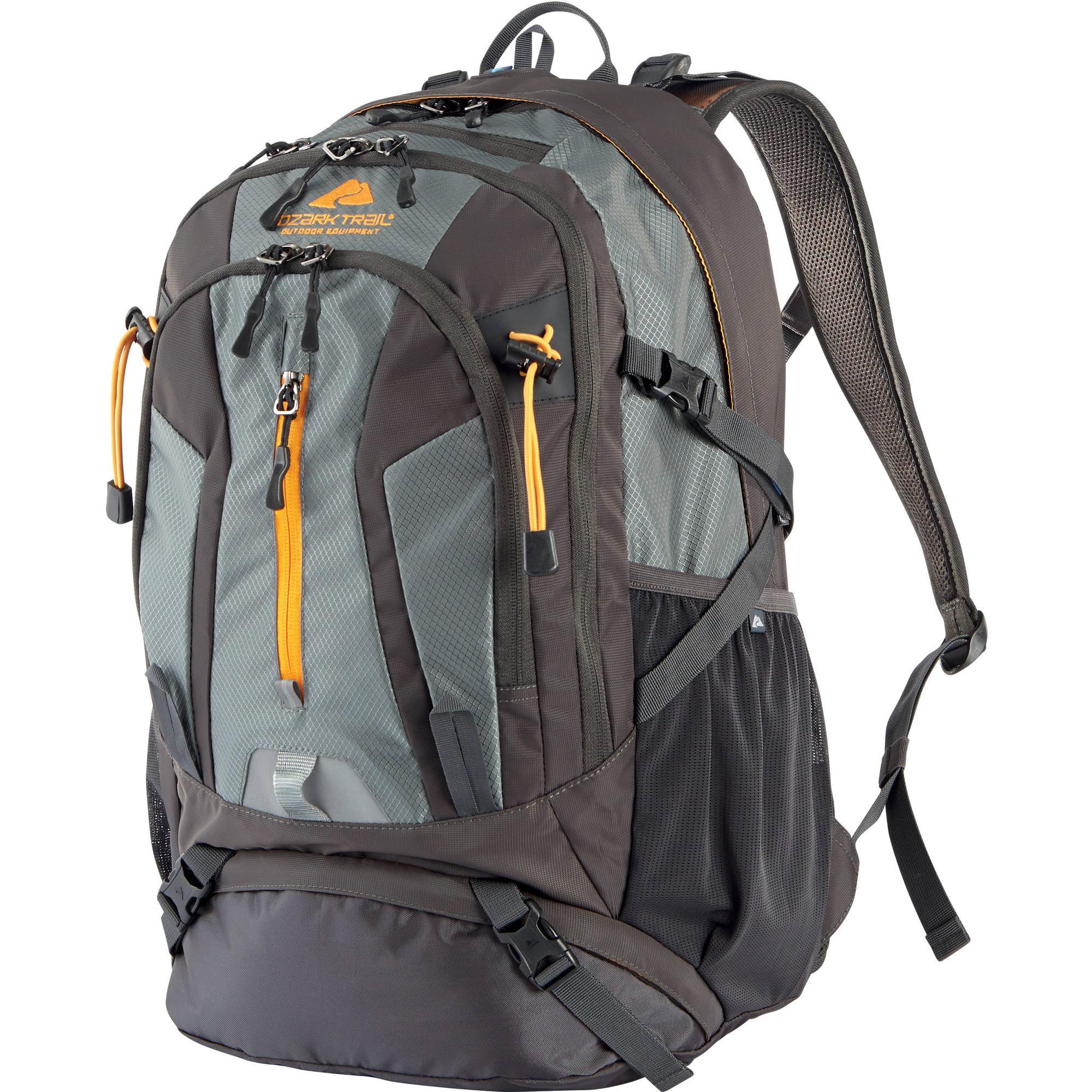Ozark Trail 36L Kachemak Hydration-Compatible Backpack