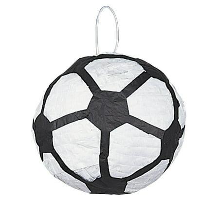 Soccer Ball Pinata, 1 Soccer Ball Pinata By Unique - Soccer Pinata