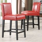 Handy Living Tait Medallion Counter Stool 30 Quot Set Of 2