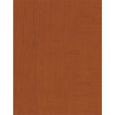Series C Collection 72W Desk Shell with 2 Pedestals in Auburn Maple - image 1 de 9