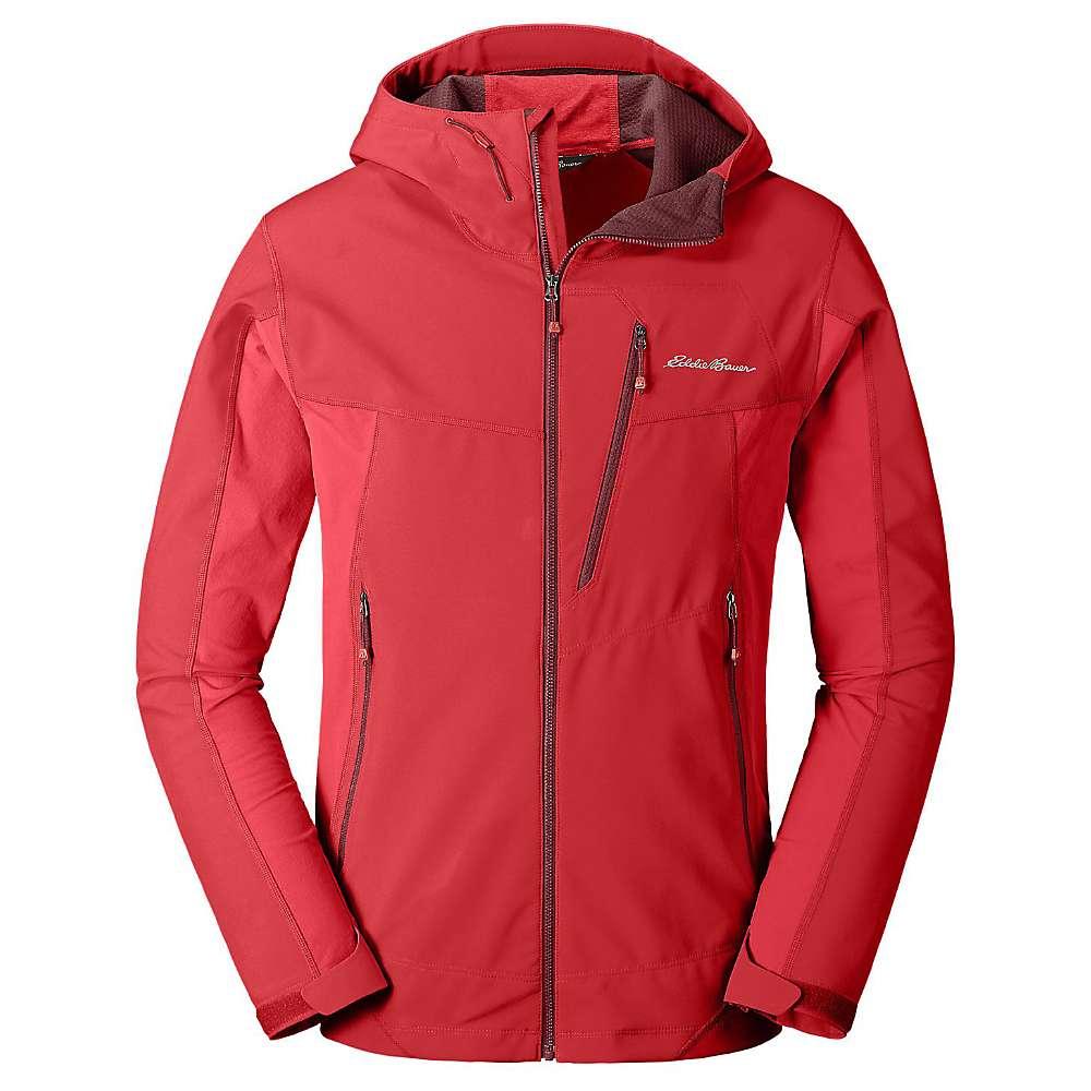 Eddie Bauer First Ascent Men's Sandstone Shield Hooded Jacket by Eddie Bauer