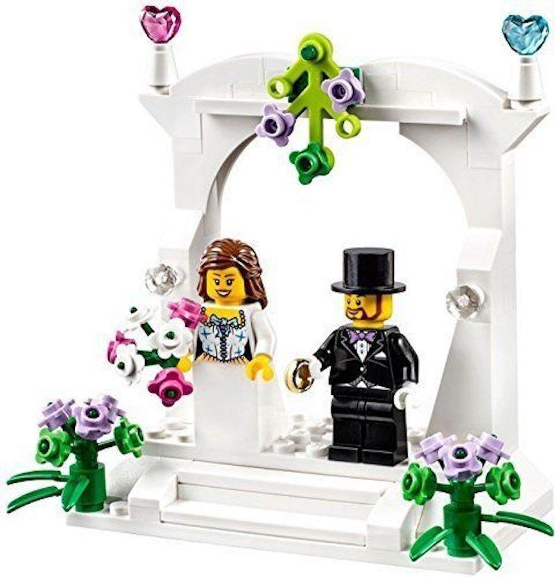 LEGO 40165 Wedding Favor Set NEW