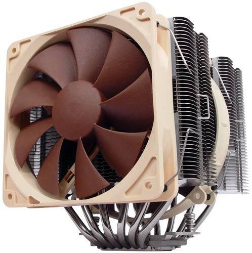 Noctua NH-D14 SE2011 140mm and 120mm SSO Dual Fan CPU Cooler Heatsink