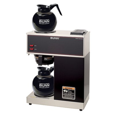 Bunn Commercial 12-Cup Pour-over Coffee Brewer