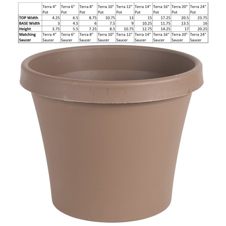 - Bloem Terra Pot Planter 20