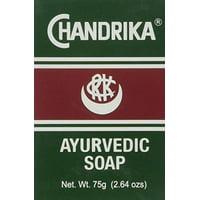 Chandrika Ayurvedic, Soap,  2.6 oz