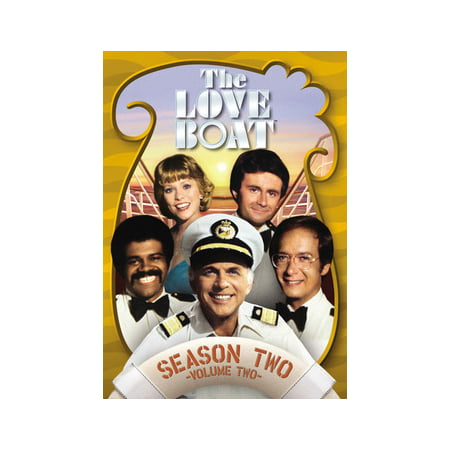 The Love Boat: Season 2, Volume 2 (DVD)