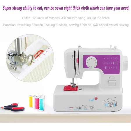 DC 40V40A Electric Mini Multifunction Speed Portable Handheld With Delectable Mini Sewing Machine Walmart