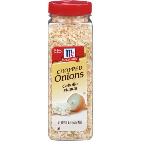 McCormick Chopped Onion, 15.5 oz