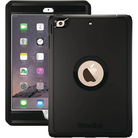 Otterbox Apple Ipad Mini Case Defender Series Black