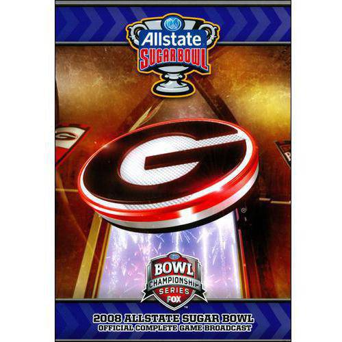2008 Allstate Sugar Bowl: Georgia Vs. Hawaii (Widescreen)