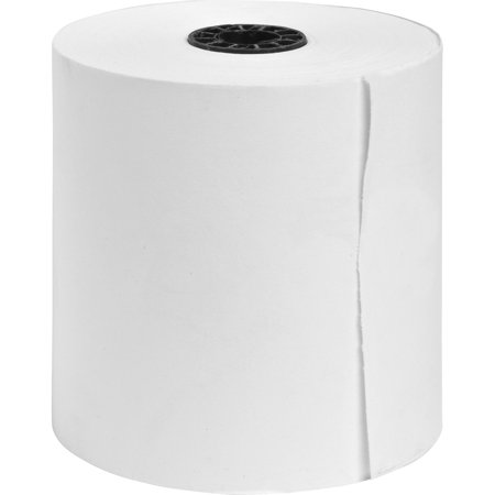 - Sparco, SPR39250, Single-ply Adding Machine Rolls, 12 / Pack, White