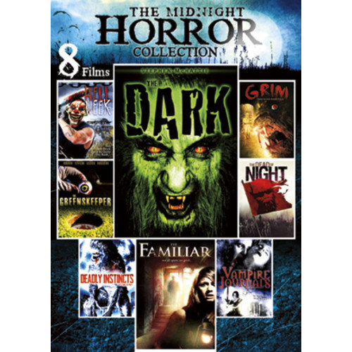 The Midnight Horror Collection, Volume 15