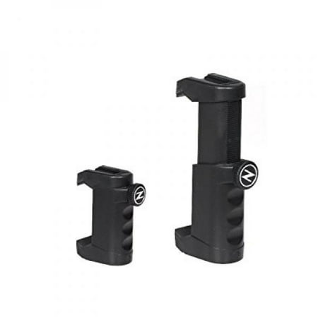 Ztylus® Z-Grip Universal Smartphone Rig, Tripod Mount, Filmmaker Grip, Traveler Stand w/ adjustable grip, fits all phone cameras - extremely durable, portable for iPhone, Samsung, Galaxy