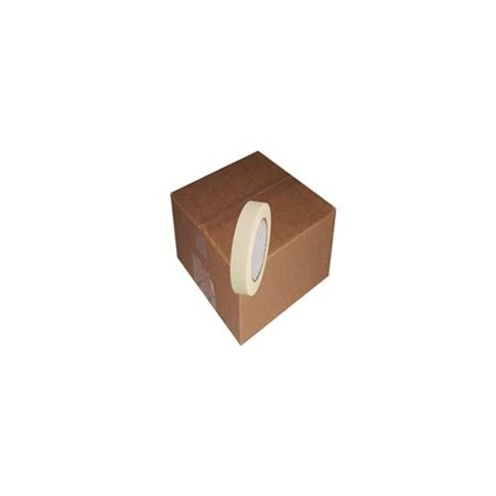 Talon Tape General Purpose 3/4 inch x 60 yards Masking Tape 48 Roll Case