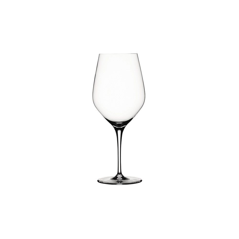 Spiegelau 4408035 Authentis 22 Ounce Bordeaux Glass 12   CS by Libbey