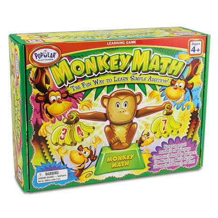 Monkey Math](Math Frenzy)