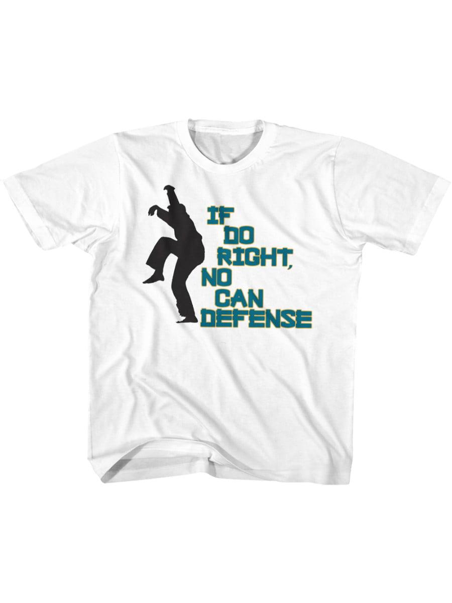 Karate Kid Do Right White Toddler T-Shirt Tee