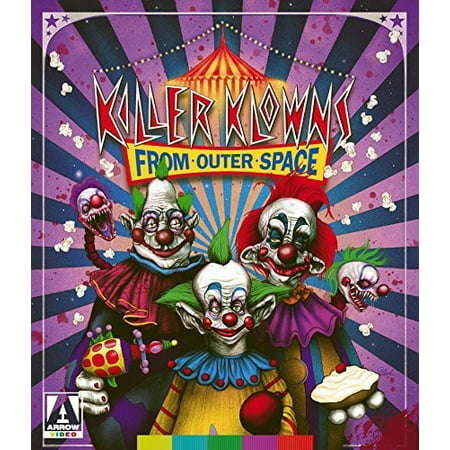 Killer Klowns From Outer Space (Blu-ray)