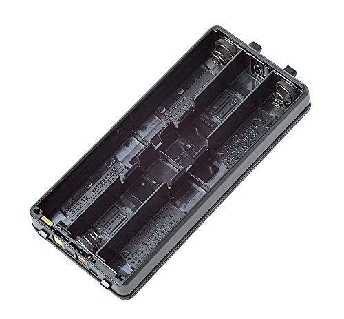 Yaesu Standard SBT-12 Alkaline Battery Tray Case for FTA-450 FTA-550 FTA-750 and others