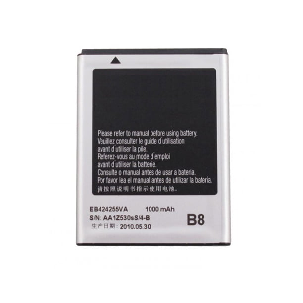 BATTERY for SAMSUNG EB424255VA S425G A667 A927 T479 T669 R630 T369 M350