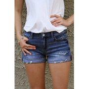 All Match Women Casual Denim Pants Shorts Jeans