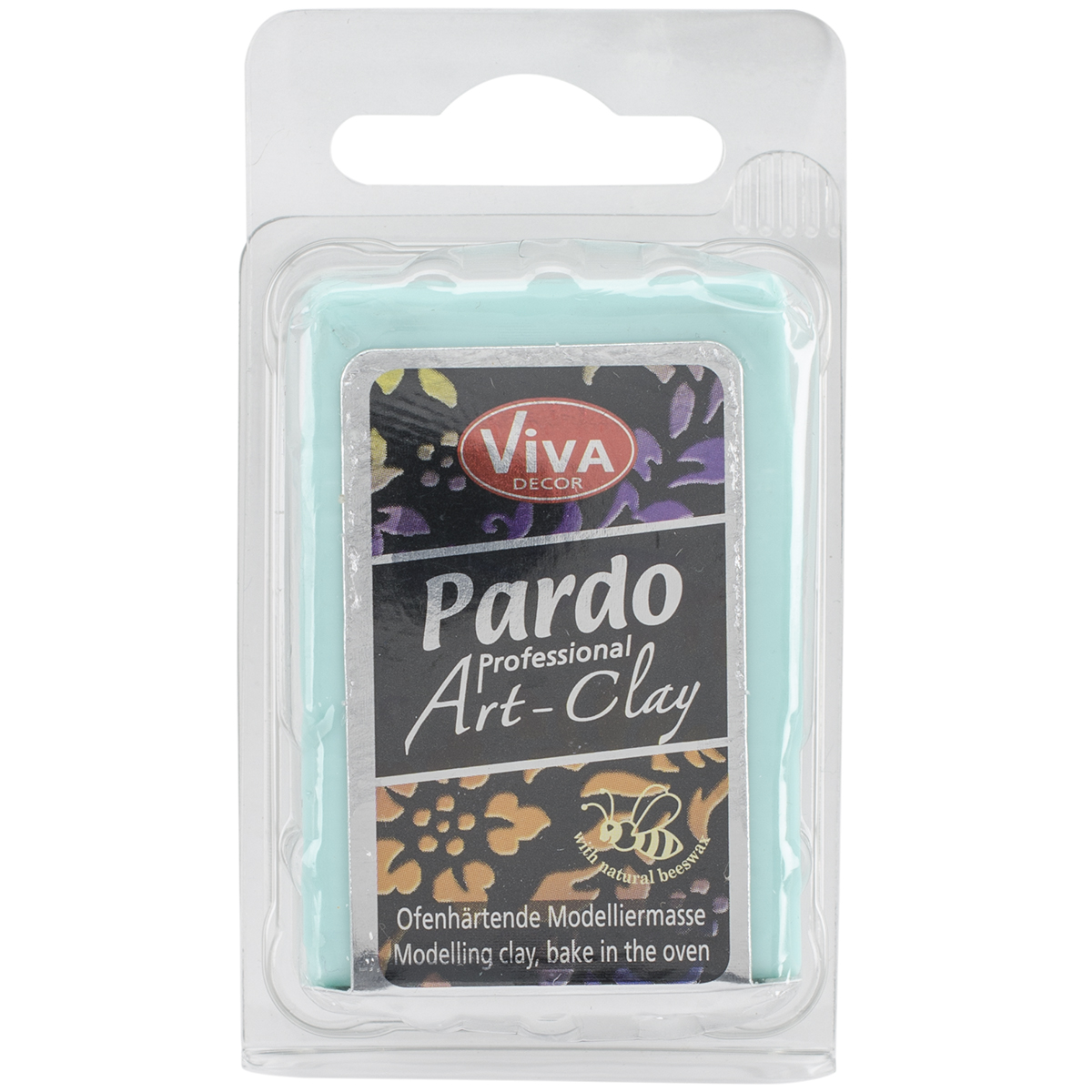 PARDO Art Clay Translucent 56g-Aqua