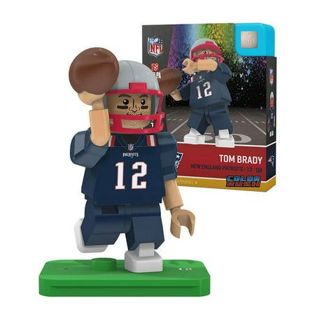 Oyo   New England Patriots   Tom Brady G4   Color Rush