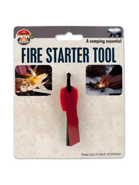Fire Starter Tool (Available in a pack of 20) by DDI