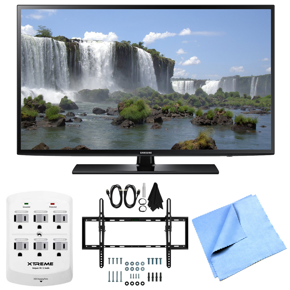 Samsung UN40J6200 - 40-Inch Full HD 1080p 120hz Smart LED...