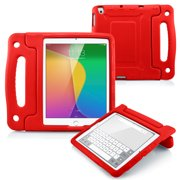Children Safe Kids Friendly Protective Eva Foam Rugged Case Cover Handle Stand Case for Apple iPad Air 2 Gen
