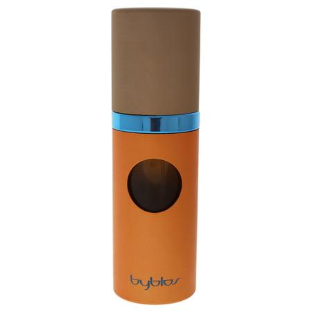 - Byblos by Byblos for Women - 3.3 oz EDT Spray
