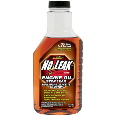 Oil Leak Repair >> No Leak Premium Sealers 20401 Engine Oil Treatment 16 Oz