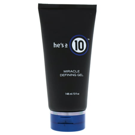 It's A 10 He Is A 10 Miracle Defining Gel for Men, 10