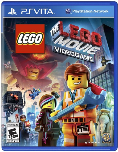 The Lego Movie: The Video Game for PlayStation Vita by WARNER BROS GAMES